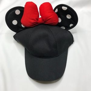 Minnie Mouse Ears Hat Disney Parks